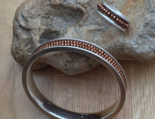Bracelet & Ring Copper